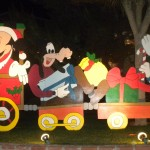 Classic Mickey Train decoration